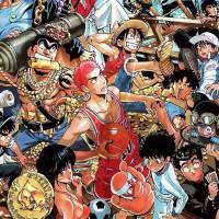 Ian Lynam - Manga & Graphic Design - Shonen Jump