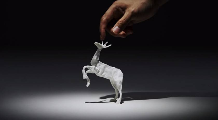 Tissue Animals - Nepia - Stop Motion Animation