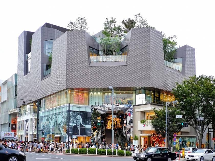 Tokyu Plaza Building - Omotesando Tokyo