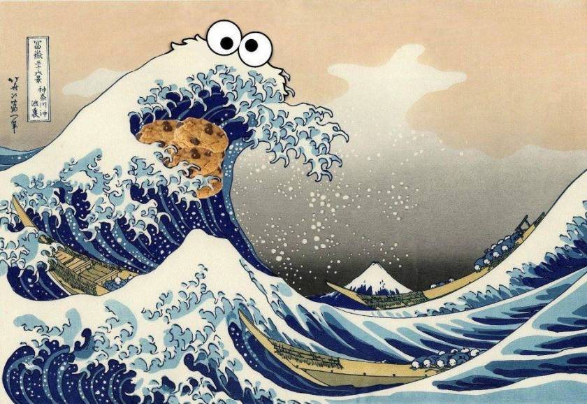 Kaboomi Studio - Cookie Monster Tsunami