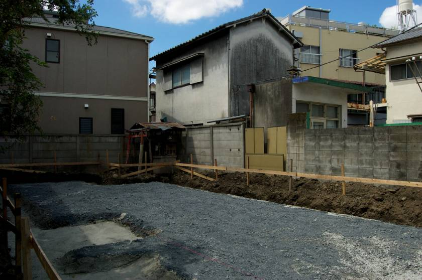 Usability in Japan - Disposable Houses