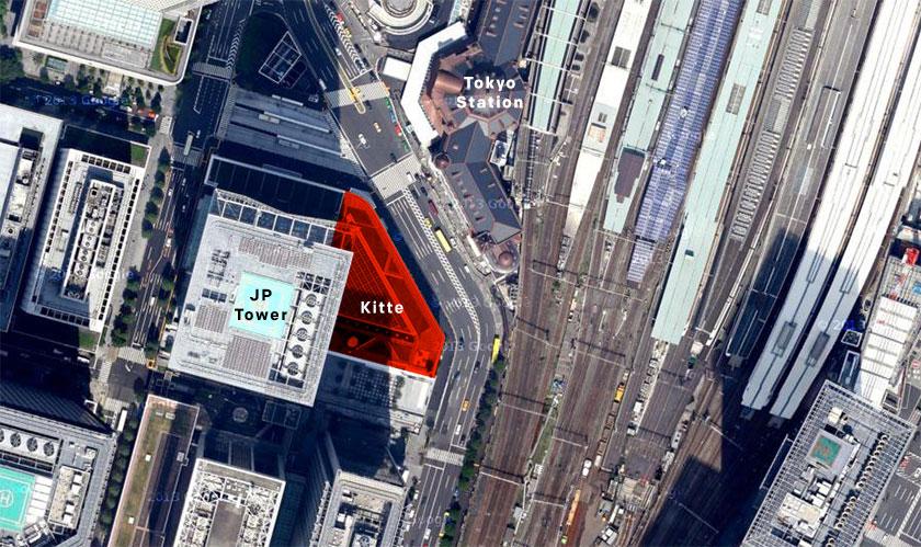 Kitte Building - Visual Identity - Hara Design Instit