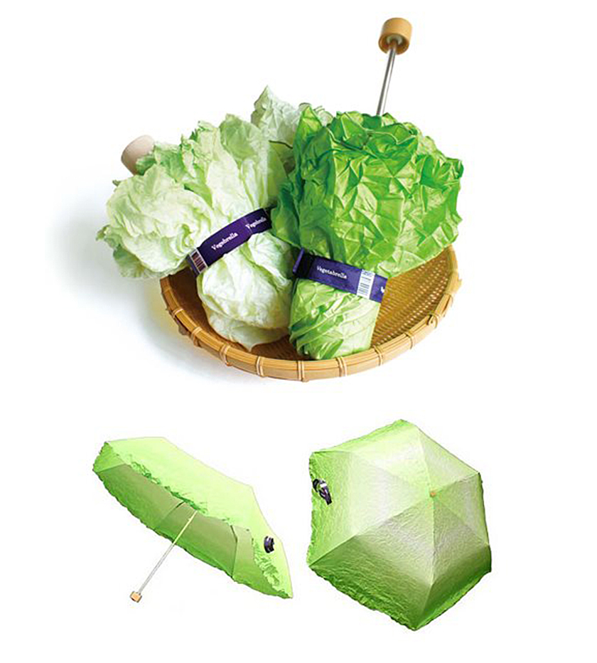 Lettuce Umbrella -  Tokyo Noble - Kaboomi Studio