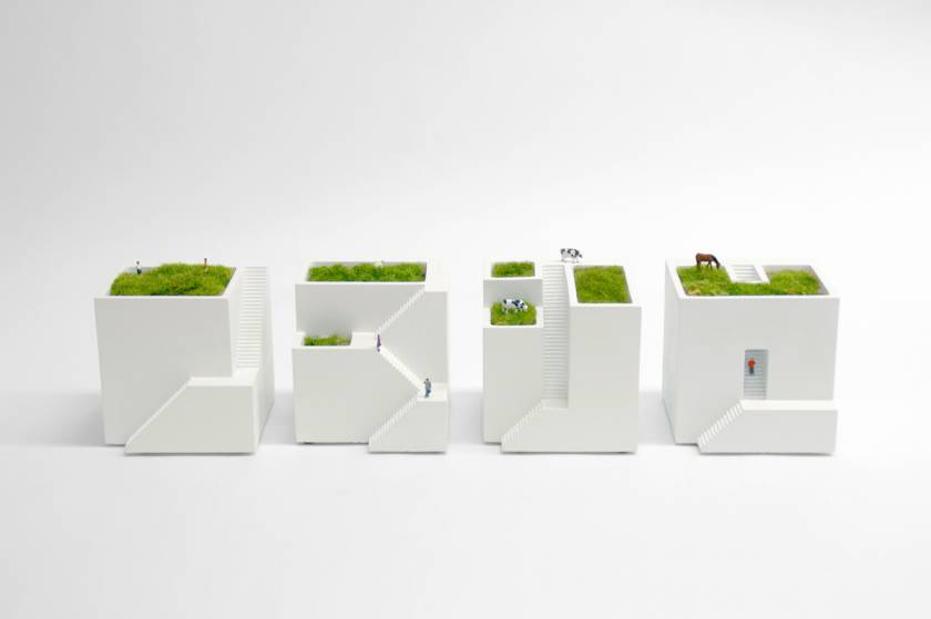 Planters - Chiaki Murata - Metaphys - Kaboomi Studio