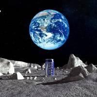 Pocari Sweat - Lunar Dream - Moon