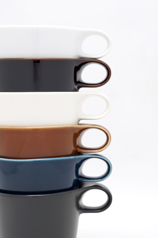 Stamug Makes Mugs With Handles Stackable Design Made In