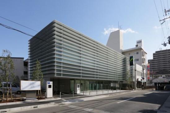 Sumitomo Mitsui Banking Corporation smbc - Shukugawa Branch - Nikken Sekkei