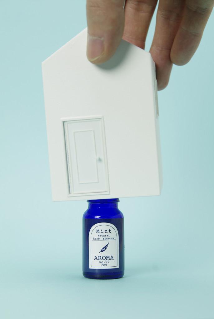 yuma kano - product designer - Aroma House