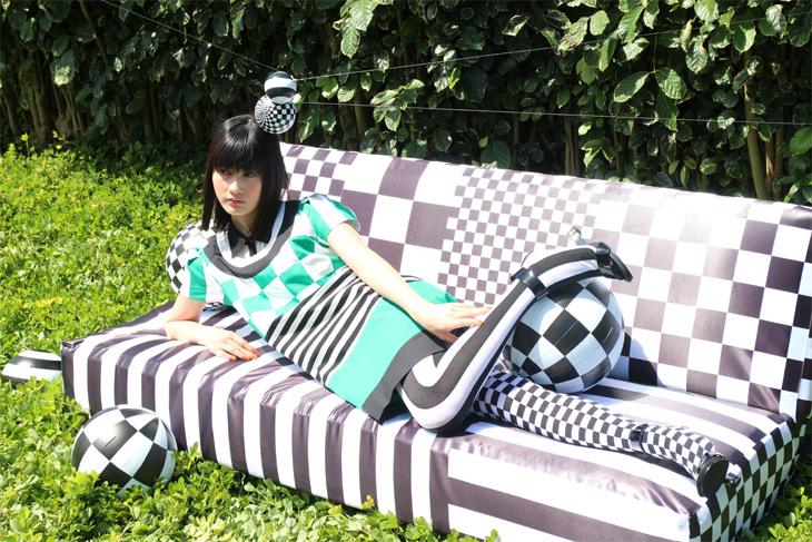 Mariko Ogata - Lumine - Campaign Images making_130613_01
