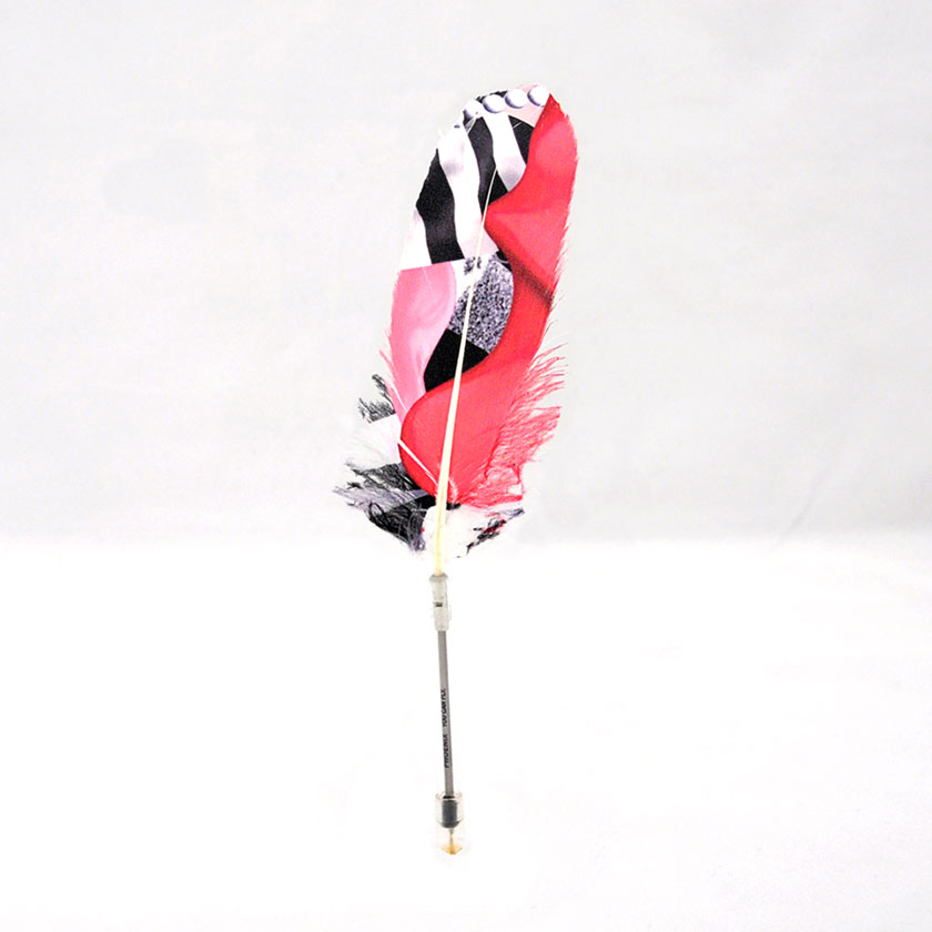 phoenix feather pen - minna design + TYMOTE - monopuri