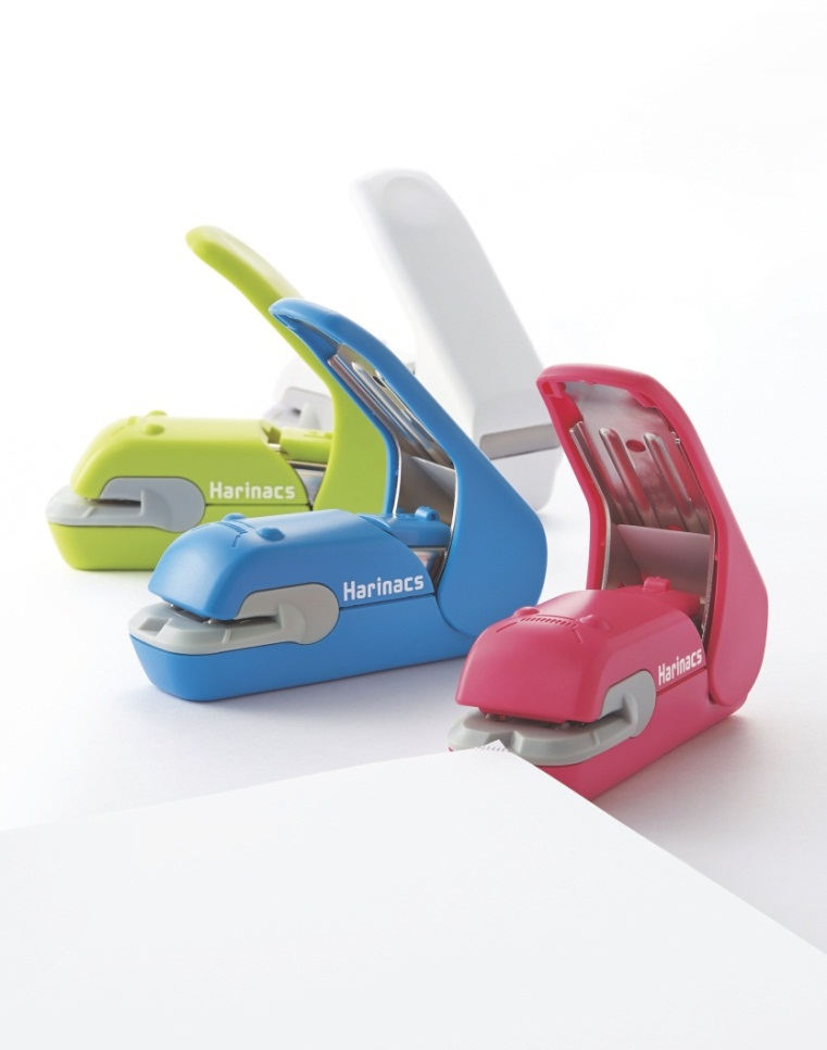Harinacs | Kokuyos New Staple-less Stapler
