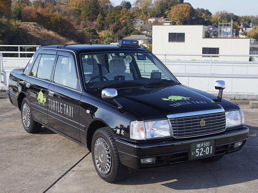 turtle-taxi-sanwa-koutsu-car