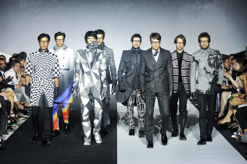 ichiro_suzuki 3D fashion