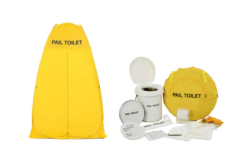 pail toilet kit japan product design tamagawa