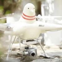 kirin pigeon drones beer japanese design advertising technology
