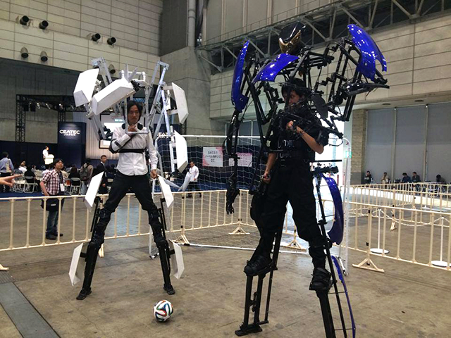 Skeletonics Science Fiction Becomes A Reality