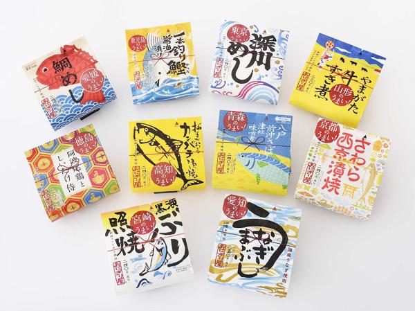 Lawson Onigiriya Series - Hakuhodo
