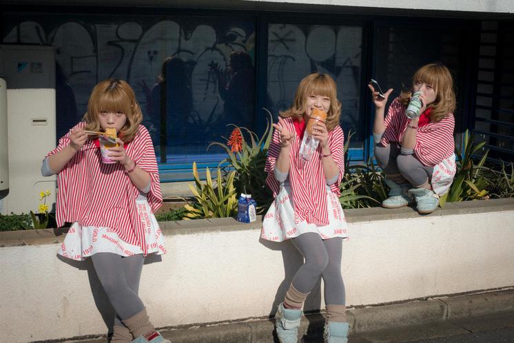 Daisuke Takakura Various Life Photography Design Theatre Clones