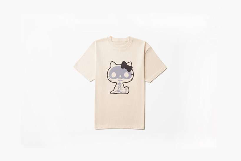 hello kitty sanrio nendo pens magazine men t-shirt fashion cute japan kawaii