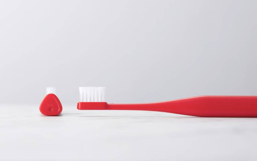 THE TOOTHBRUSH by MISOKA japan product design innovative new hygiene