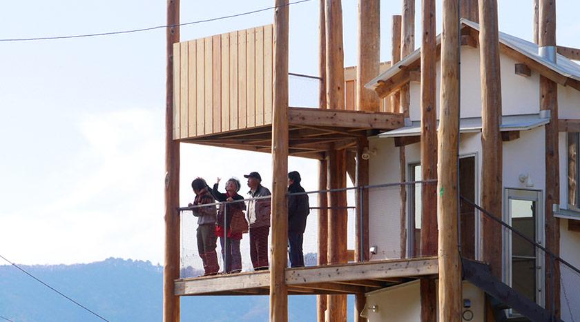 home for all japanese architecture great east japan earthquake tsunami disaster relief design website logo identity Toyo Ito, Kazuyo Sejima, Riken Yamamoto, Junichi Kano Yasuhiro Yamashita Mark Dytham Astrid Klein