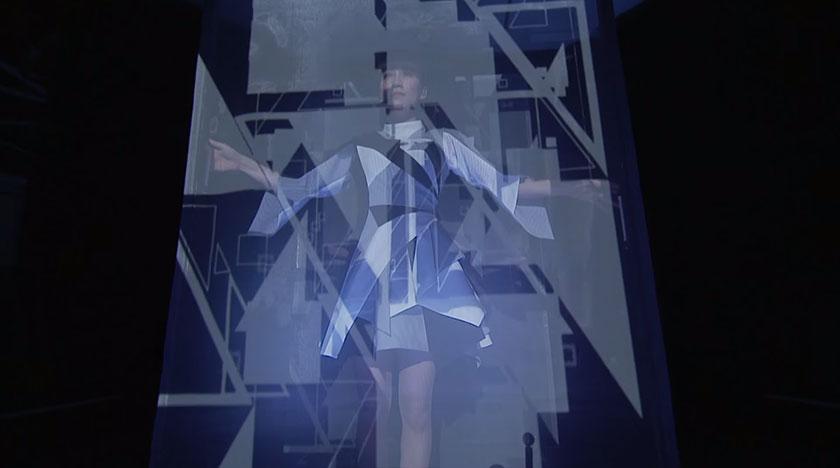 Perfume Story at SXSW 2015 - Rhizomatiks Mikiko elevenplay