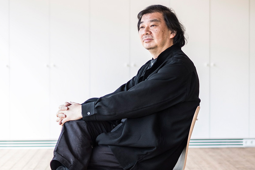 Shigeru Ban Japan architecture human-centered design natural material Pritzker Prize Tokyo temporary paper cardboard art