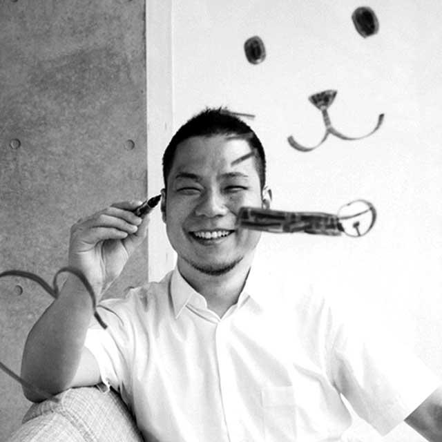 Kenjiro Sano Mr_Design | Mr_Black & White Exhibition at Recruit G8 Creation Gallery Tokyo Japan