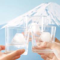 FujiOnTheRock BRUNO, icecube, Fuji