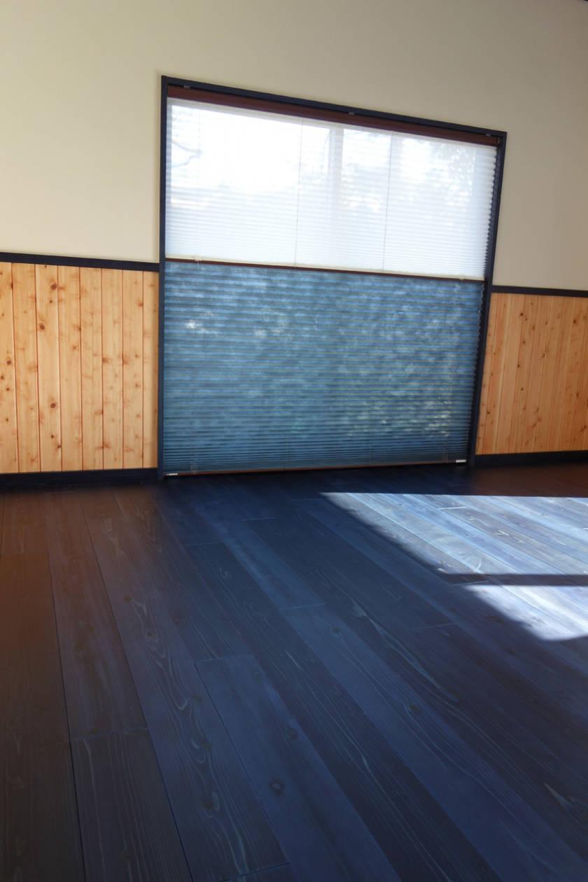 indigo, aizome, interior design
