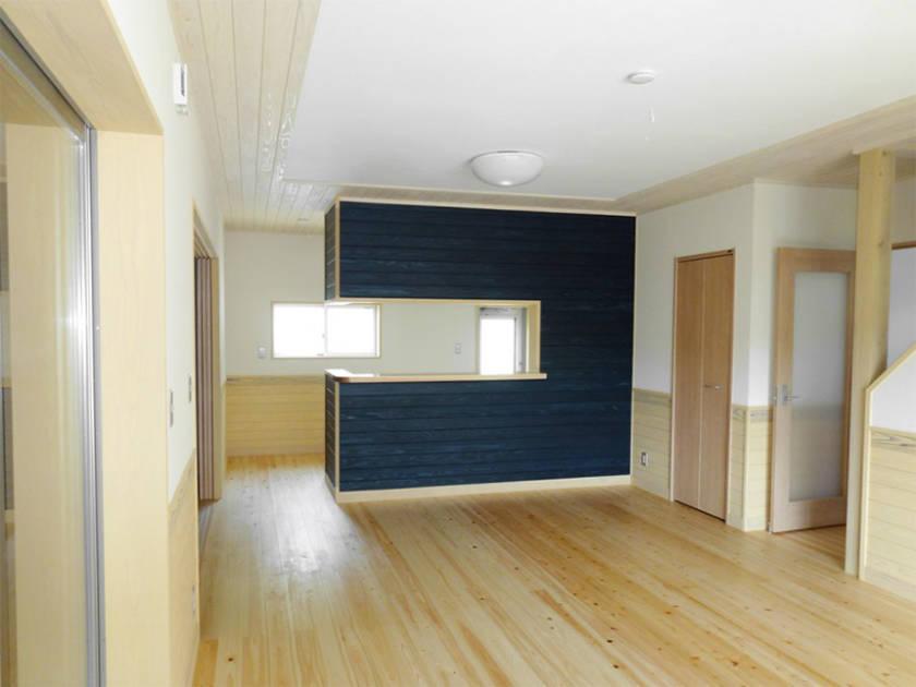 Dairi Lumber, indigo, interior-design