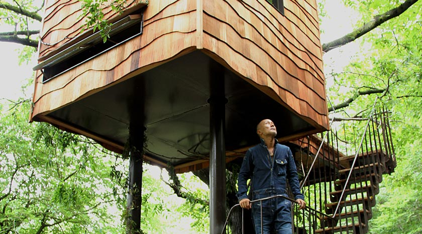 Good Takashi Kobayashi: Tree House Master