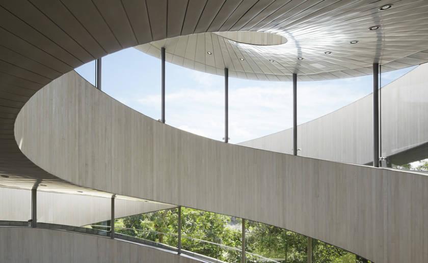 Hiroshi Nakamura - Ribbon Chapel - architecture