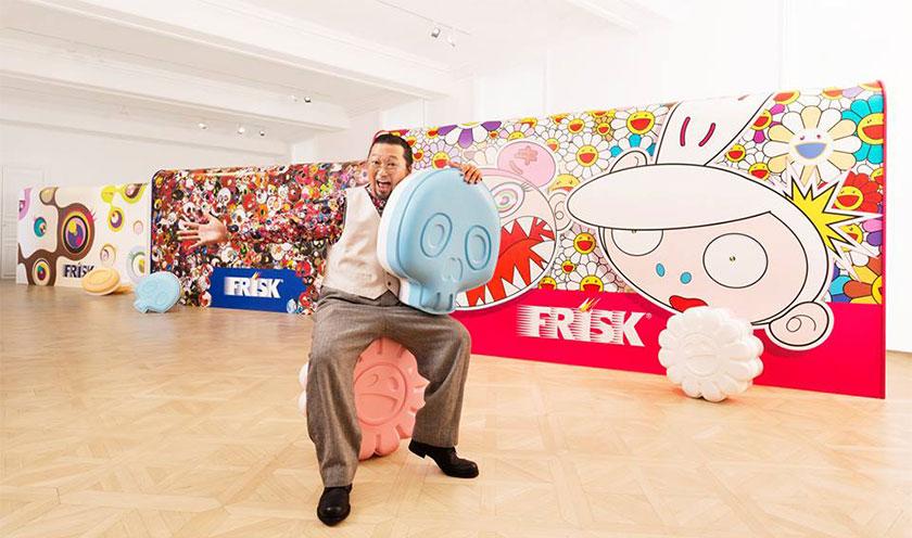 Frisk Neo by Murakami