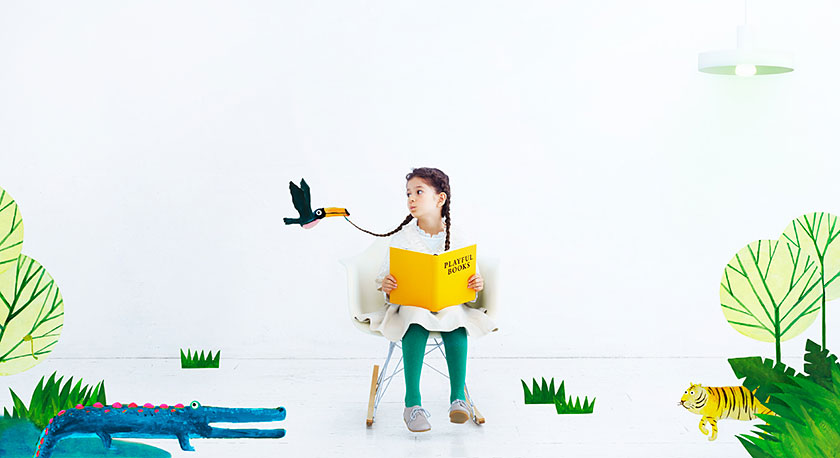 Playful Books by Starryworks
