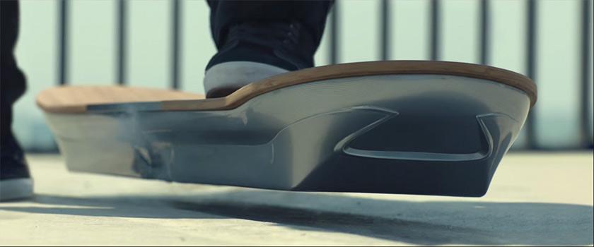 Lexus hoverboard futur