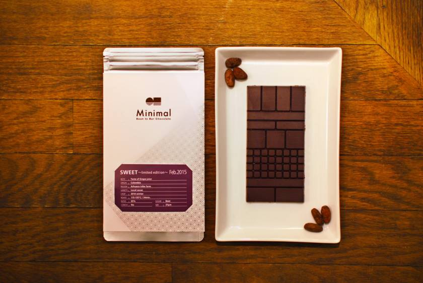 Minimal Chocolate - Bean to Bar